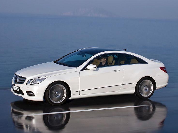 204 best MercedesBenz C 207 coupe EClass images on Pinterest