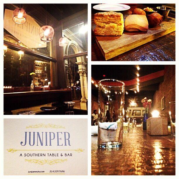 Juniper Central West End St Louis Mo
