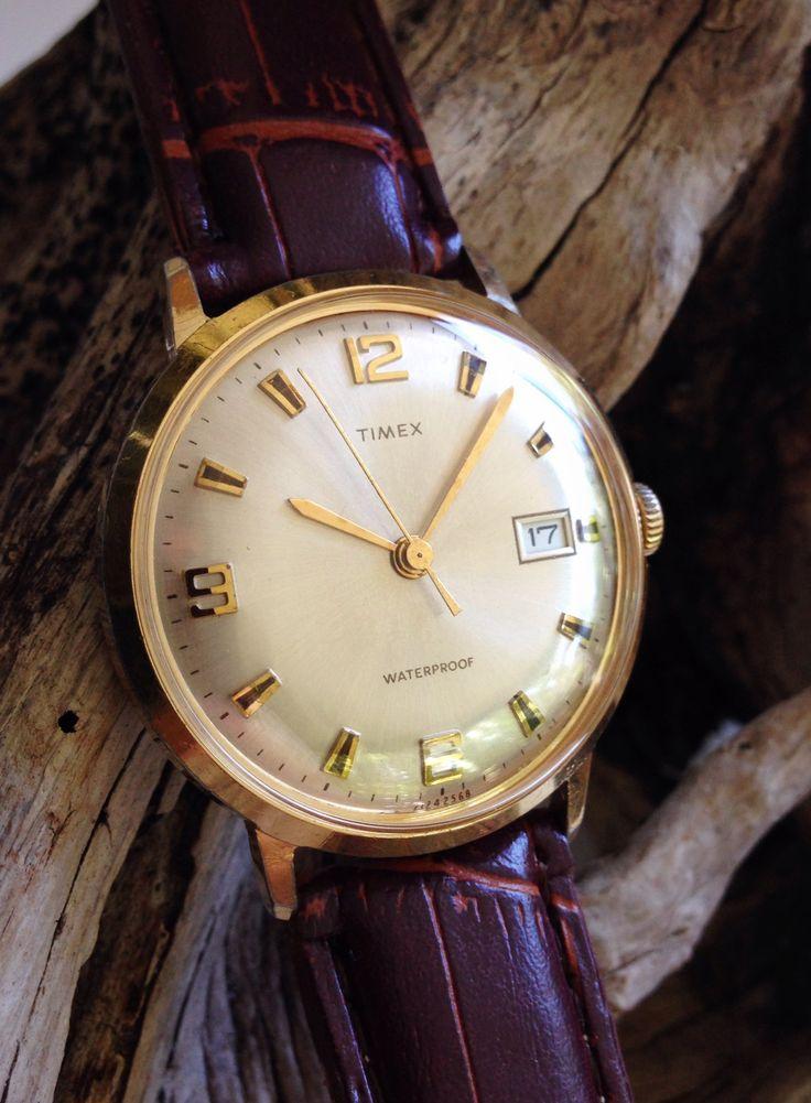 1968 Timex Marlin