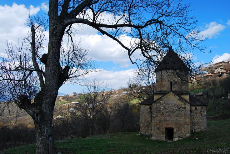 https://flic.kr/p/rHKG1k | Moro Dzoro Surb Astvadzatsin (St. Marys) monastery.7-12th century. Lusahovit (Tsrviz) ,Tavush, Armenia.