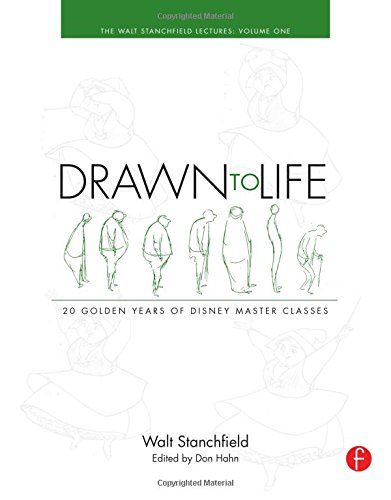 Drawn to Life: 20 Golden Years of Disney Master Classes: Volume 1: The Walt Stanchfield Lectures  THIS IS AN INCREDIBLE BOOK TO HELP YOU IMPROVE YOUR GESTURE DRAWING SKILLS AND STOP FUSSING OVER DETAILS