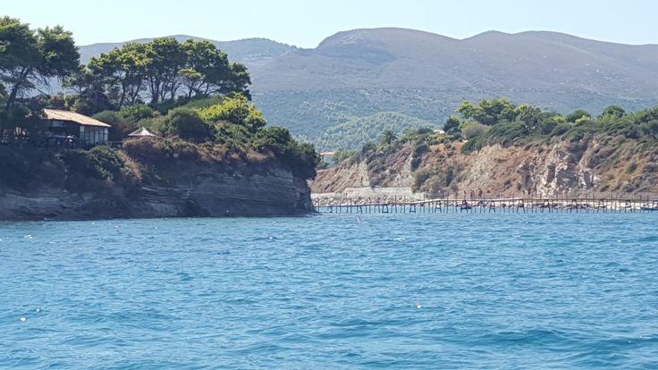 Bridge  of privet island