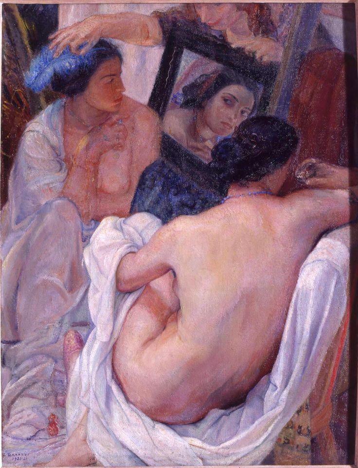Ferruccio+Ferrazzi,+Frammento+di+composizione,+1920-1921+bd.jpg (1225×1600)