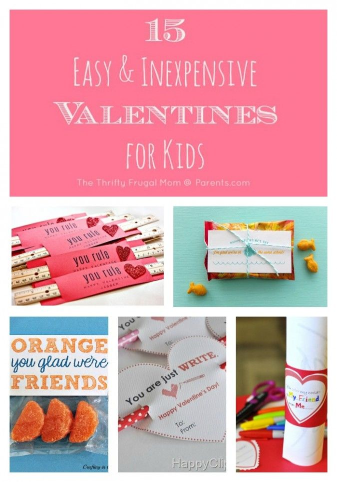 cheap diy valentine's day ideas