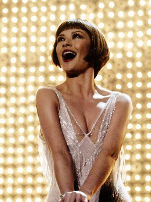 I am newly bobbed. This time, I went back to the classic Louise Brooks // Catherine Zeta-Jones in Chicago look.