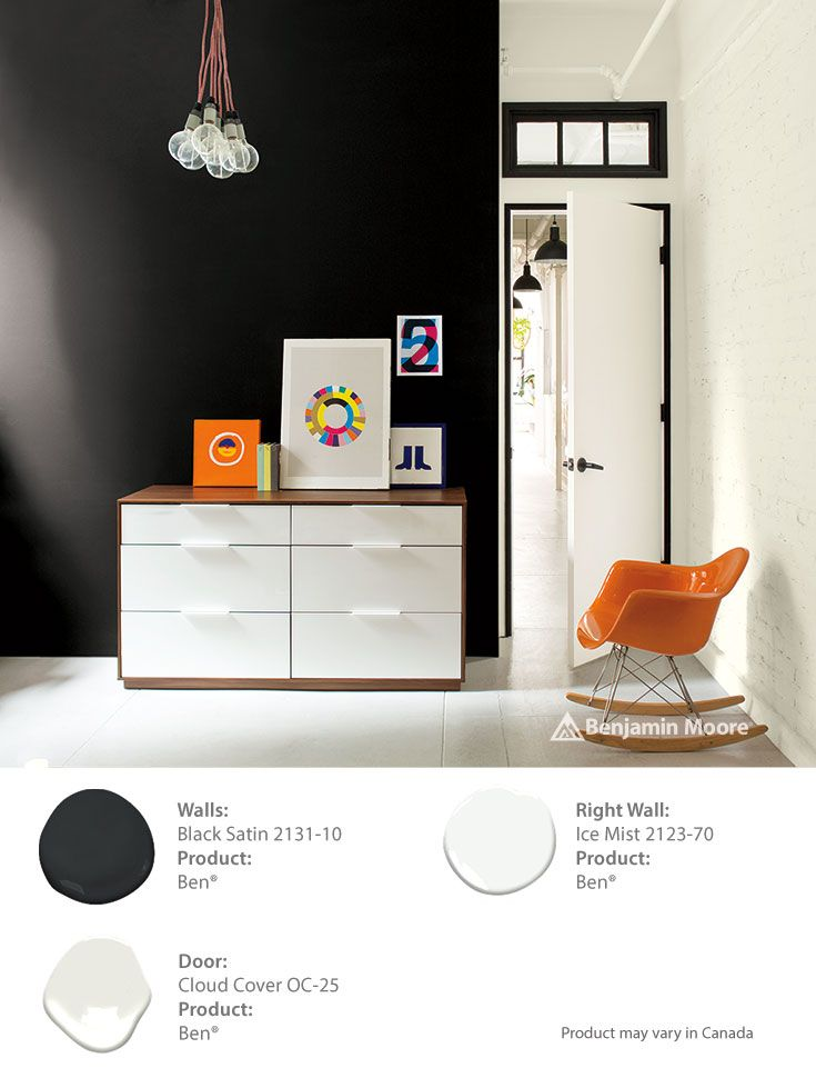 Painting Walls Black 14 best ben® paint for diyers! images on pinterest | interior