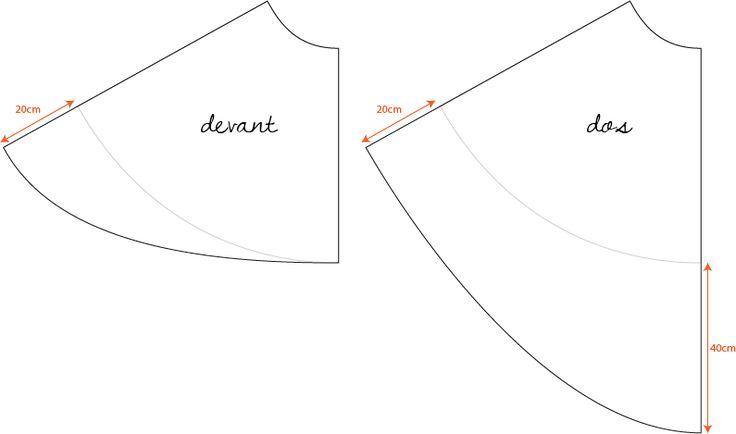 #Réglisse Sew-Along# Créer une jupe asymétrique | Deer&Doe - le blog
