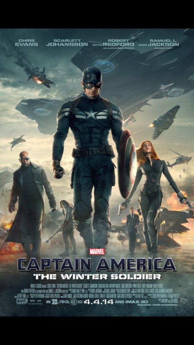 Captin America:The Winter Soldier