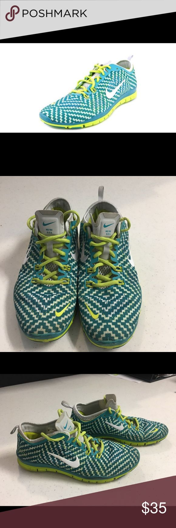 Nike Free 5.0 These are ladies Nike Free 5.0 TR Fit 4 PRT Running. Nike Shoes Sneakers