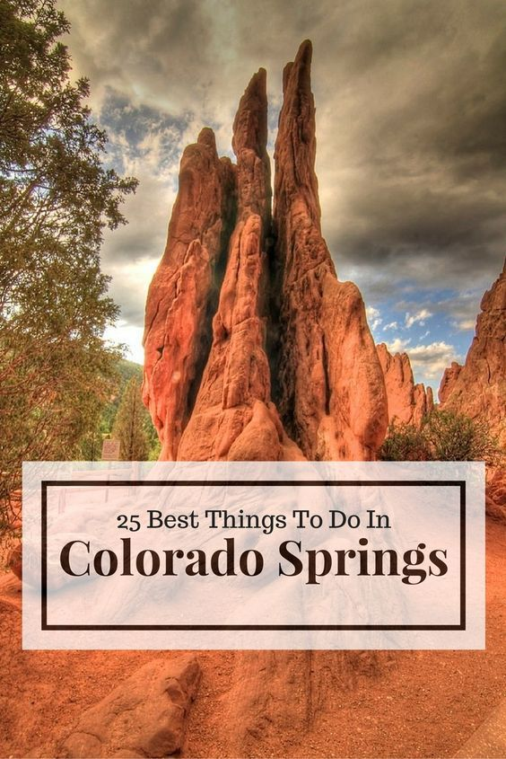 Things To Do In Colorado Springs