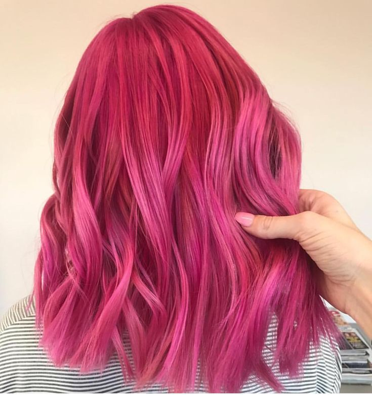 "Pulp Riot Hair Color on Instagram: ""@courtneycasalehair is the artist... Pulp Riot is the paint."" • Instagram"