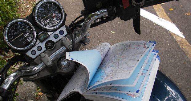 Great advice on how to plan your route for a #motorcycle road trip. #motorcycles #biker #roadtrip
