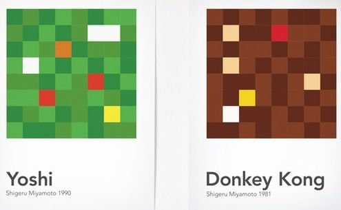 Yoshi and Donkey Kong