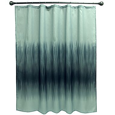 Blue Ombre Bathroom Accessories