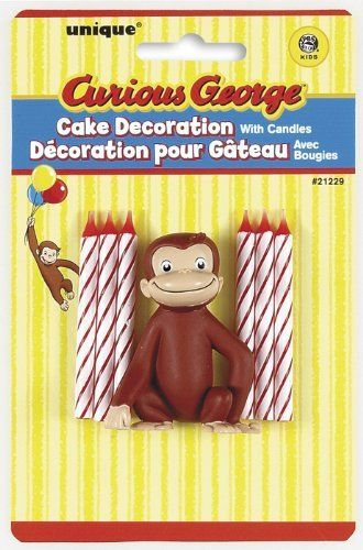 55 Best Curious George Party Images On Pinterest Curious