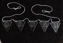 Cracklepop Glassware and Jewellery - Julie Garnish