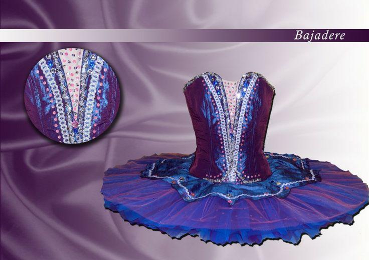 Ballet costume for Bajadere