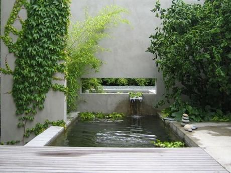 Montage: 15 Modern Wall Fountains