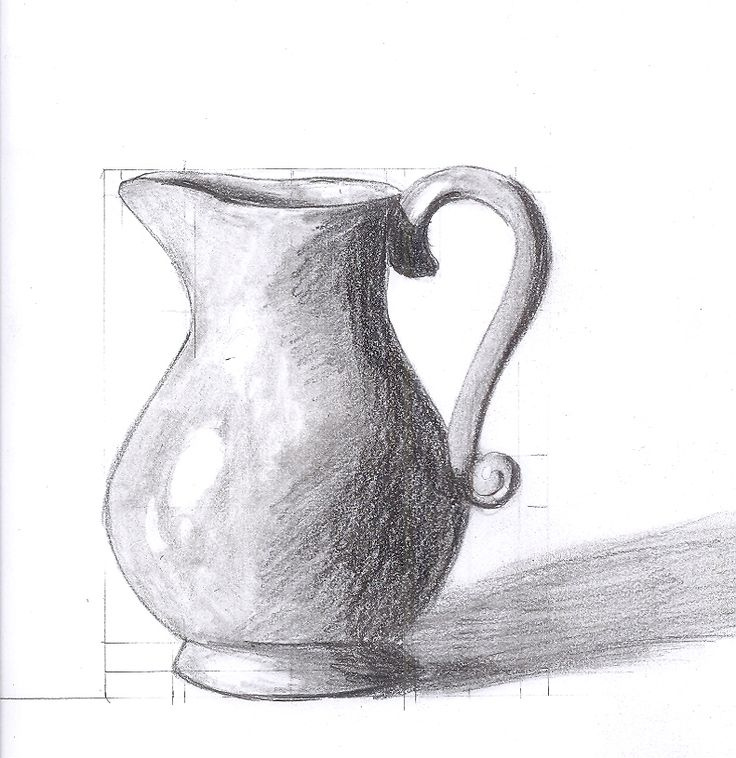 Easy Pencil Drawings: Best 25+ Easy Still Life Drawing Ideas On Pinterest