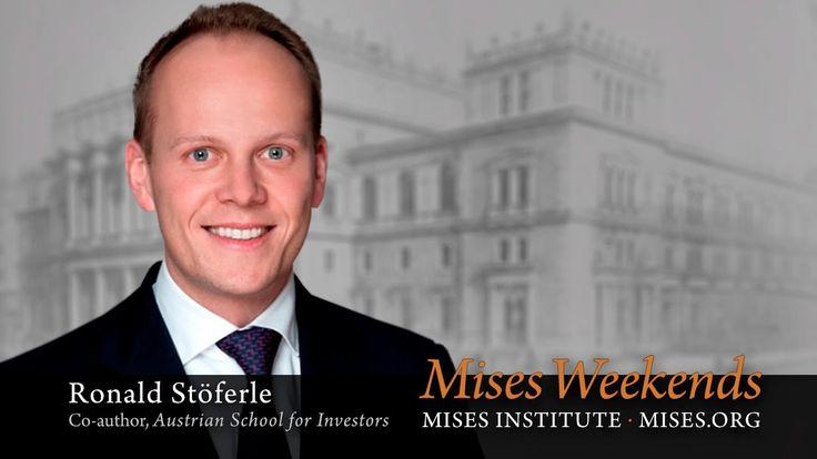 Ronald Stöferle: Austrian Investing