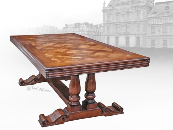 Find A Matching French Provincial Dining Table