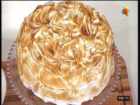 Cocinando para Vos Maru Botana Torta Tres Leches Con Emilia Attias - YouTube