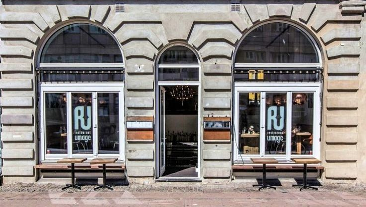 Restaurant Umage - a fantastic restaurant in the middle of Copenhagen with a great fish menu