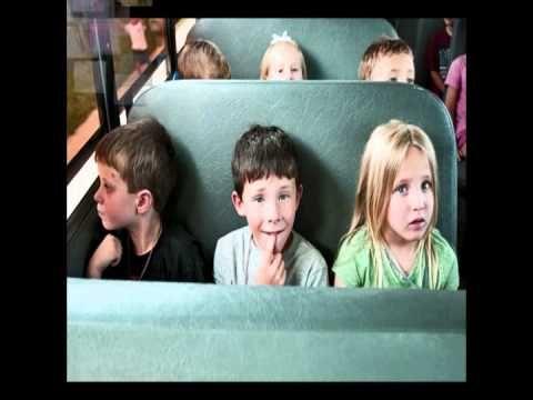 Blast Off to Kindergarten Bus Safety Song - YouTube