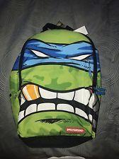 RARE Teenage Mutant Ninja Turtles Leonardo Sprayground Backpack