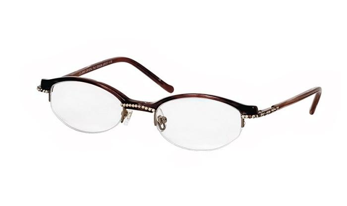 541f184d012e Swarovski Rimless Glasses Frames