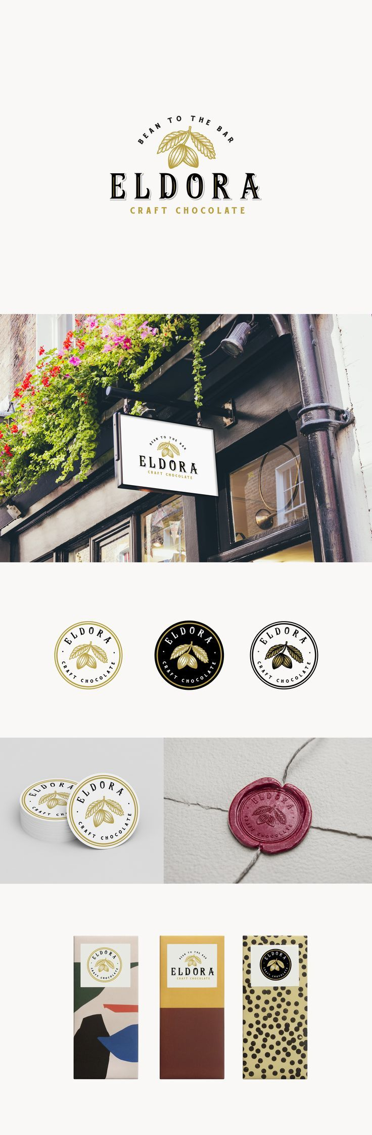 Check out this Logo & brand identity pack from the 99designs community.