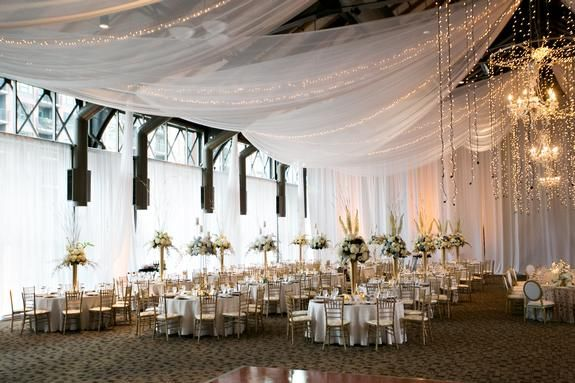 Swanky Soiree Wedding Wedding At The Depot Minneapolis Linen Effects Wedding Event And Party Renta Wedding Rentals Rental Decorating Minneapolis Wedding