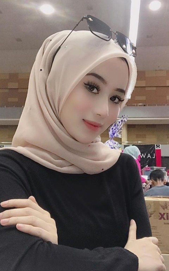 Tres Tres Belle Wanita Cantik Gaya Hijab Wanita