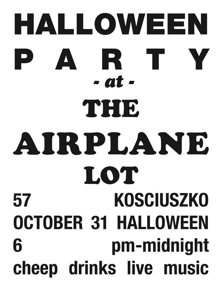 cool flyer made by MICA colleague - Alexandr Skarlinski.