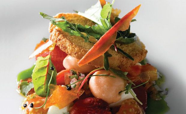 The restaurant is open for lunch Tuesdays to Sundays and for dinner Tuesdays to Saturdays. Please note: TOKARA Restaurant is a non-smoking area.