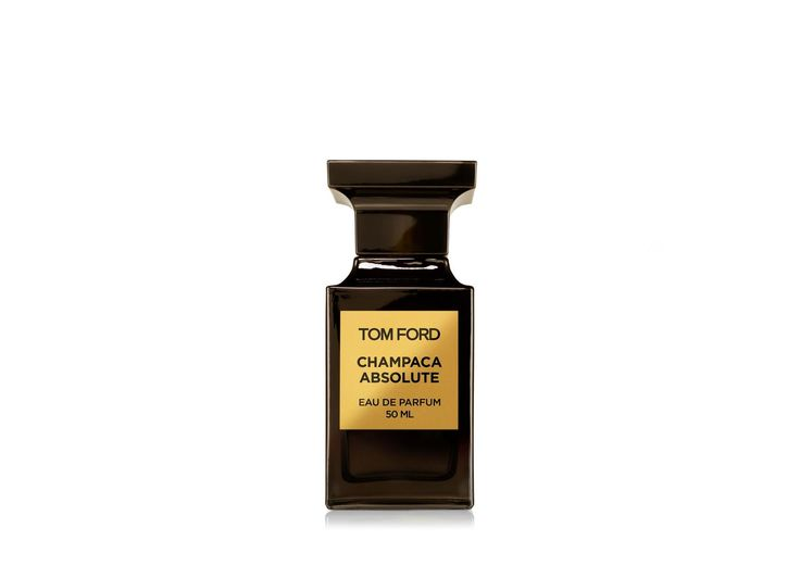 Champaca Absolute Floral-Oriental Composition; it's precious, white-flower heart is given intriguing dimension through layer of Tokajii Wine, Cognac, Vanilla Bean Amber and Sandalwood