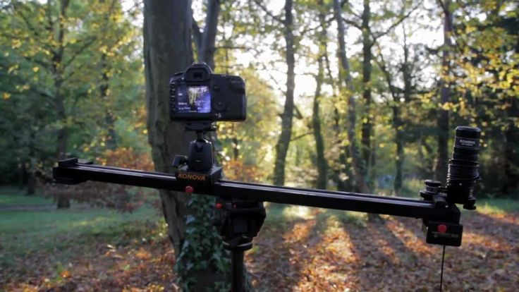 Quick Review Konova K5 DSLR Slider