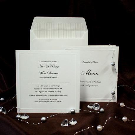 Svatební oznámení L022