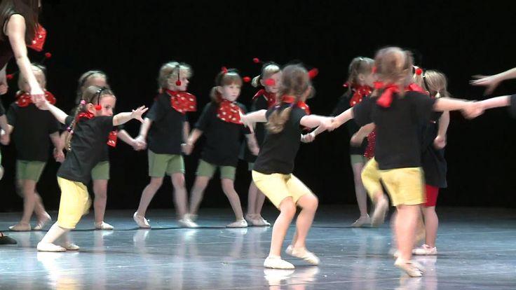 Děti Terpsichory: Polámal se stromeček a mraveneček