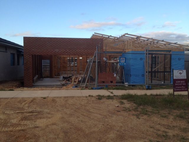 Bordeaux can build your first family home.  #Crace #Canberrabuilder