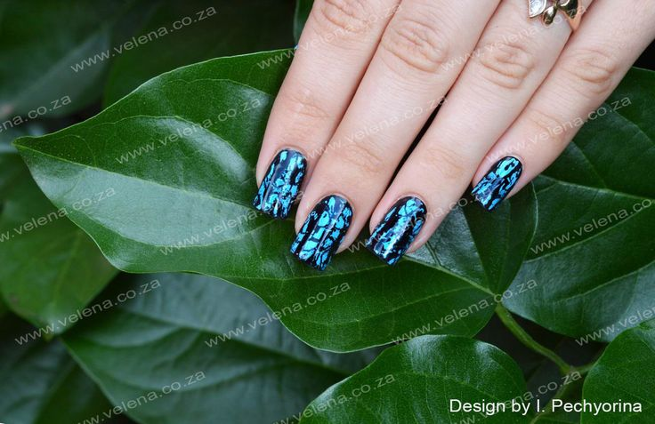 Another beautiful foil marble set we've done :-) www.velena.co.za