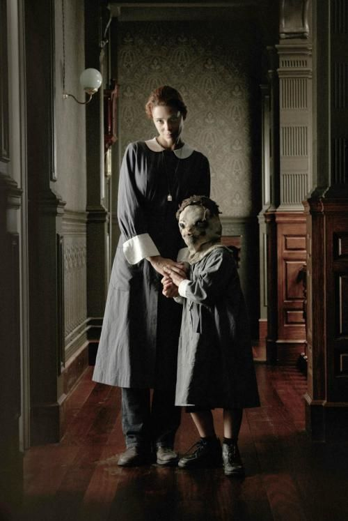 El Orfanato #movie #cine #pelicula..... I wont be able to sleep tonight!