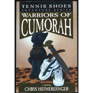 Chris Heimerdinger Tennis Shoes Book