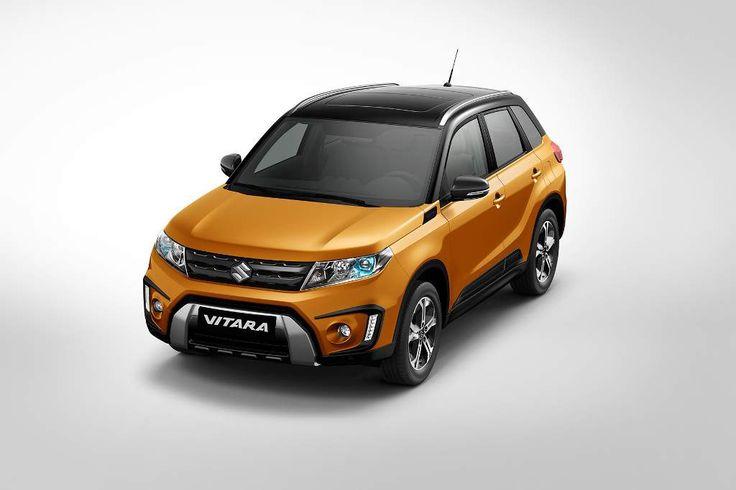 Maruti Suzuki Vitara compact SUV to be revealed at the upcoming Auto Expo