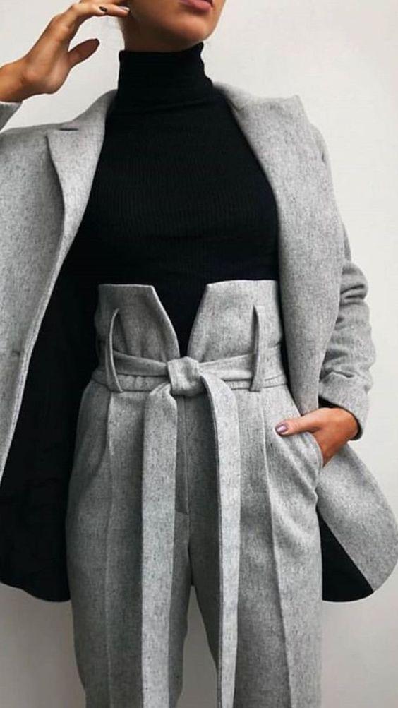 Outfit-Inspiration für die kalten Tage?❄️ Sch…