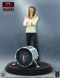 Rush Neil Peart Rock Iconz Statue
