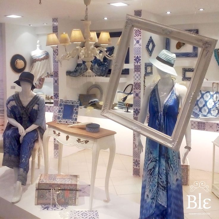 Our new showroom in Athens just opened for B2B customers only.#BleCollection #Fashion