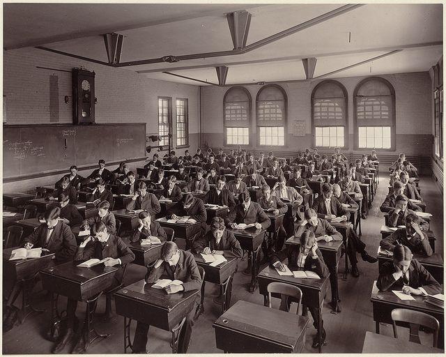 Mechanic Arts High School, Boston,1899