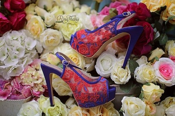 Rina Thang Wedding Shoes