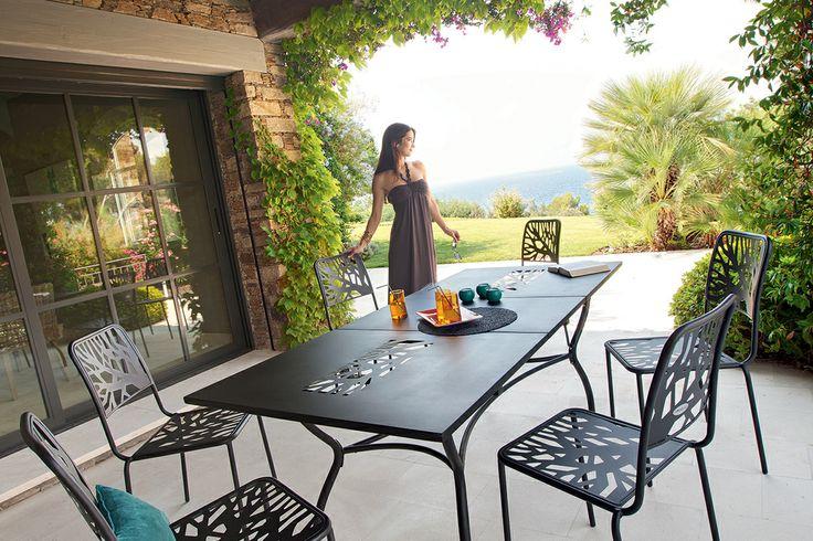 Table extensible Sicilia